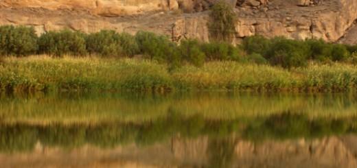 afrika ezers ar klintim